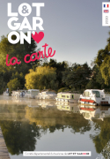Carte Lot et Garonne 2020