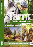 Le Tarn guide cheval